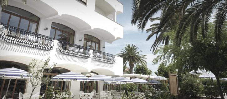 Grand Hotel Don Juan - Outdoor