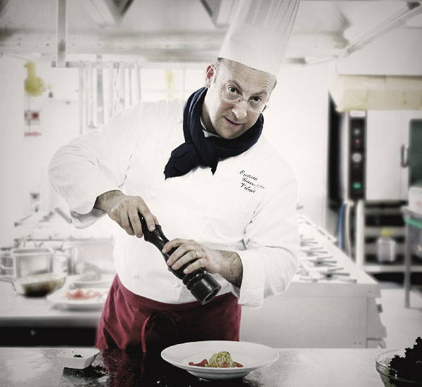 Chef Evasio - Grand Hotel Don Juan