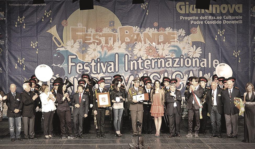 Festival Bande Giulianova 2013